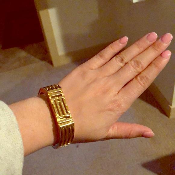0dd02f314198 Tory Burch Fitbit bracelet. M 5a4d7b2b331627c4180355d3. Other Accessories  ...